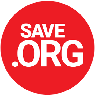 Save .ORG logo